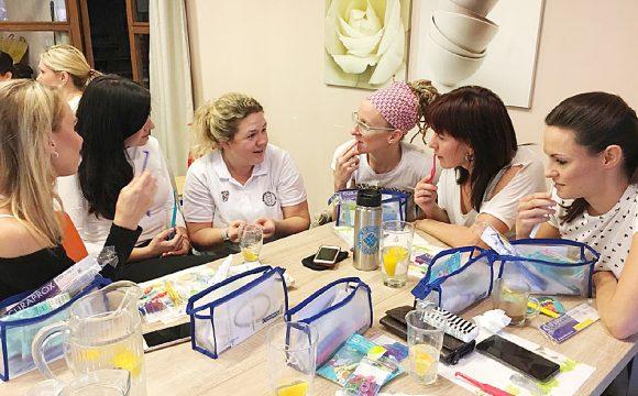 Víkend ve společnosti preventivních stomatologů