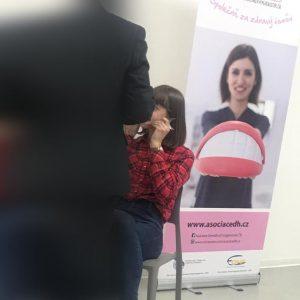 5.podzimní konference ADH v ČR, ktera se konala na Kladně 2.-3.11.2018